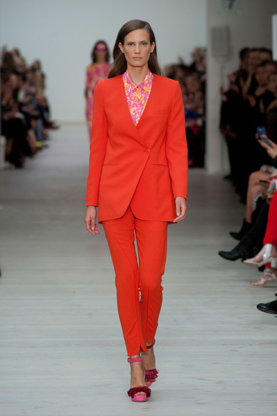 Matthew Williamson at London Spring 2014
