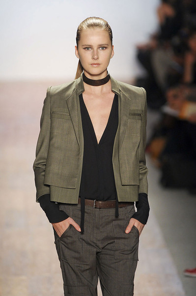 Max Azria at New York Fall 2011