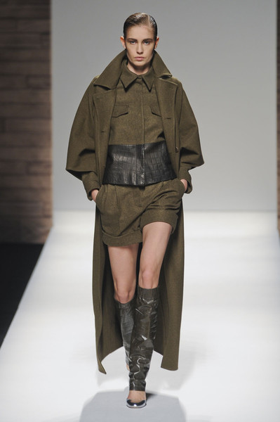 MaxMara at Milan Fall 2012