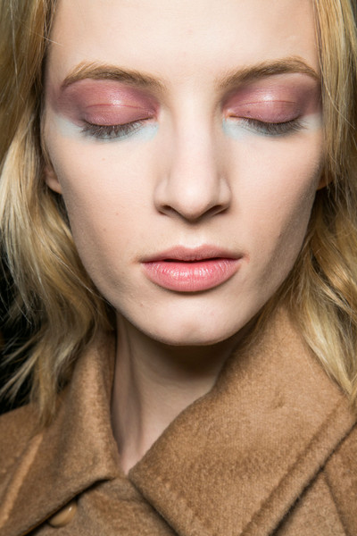 MaxMara at Milan Fall 2013 (Backstage)