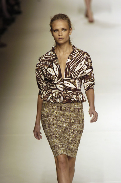MaxMara at Milan Spring 2005