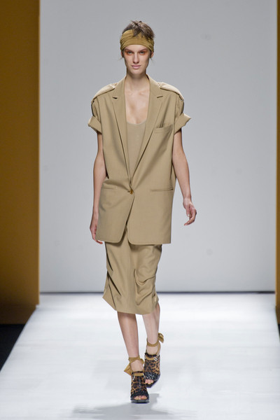 MaxMara at Milan Spring 2013