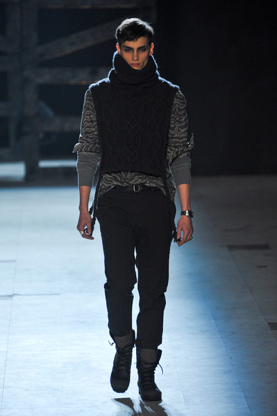 Michael Bastian at New York Fall 2013