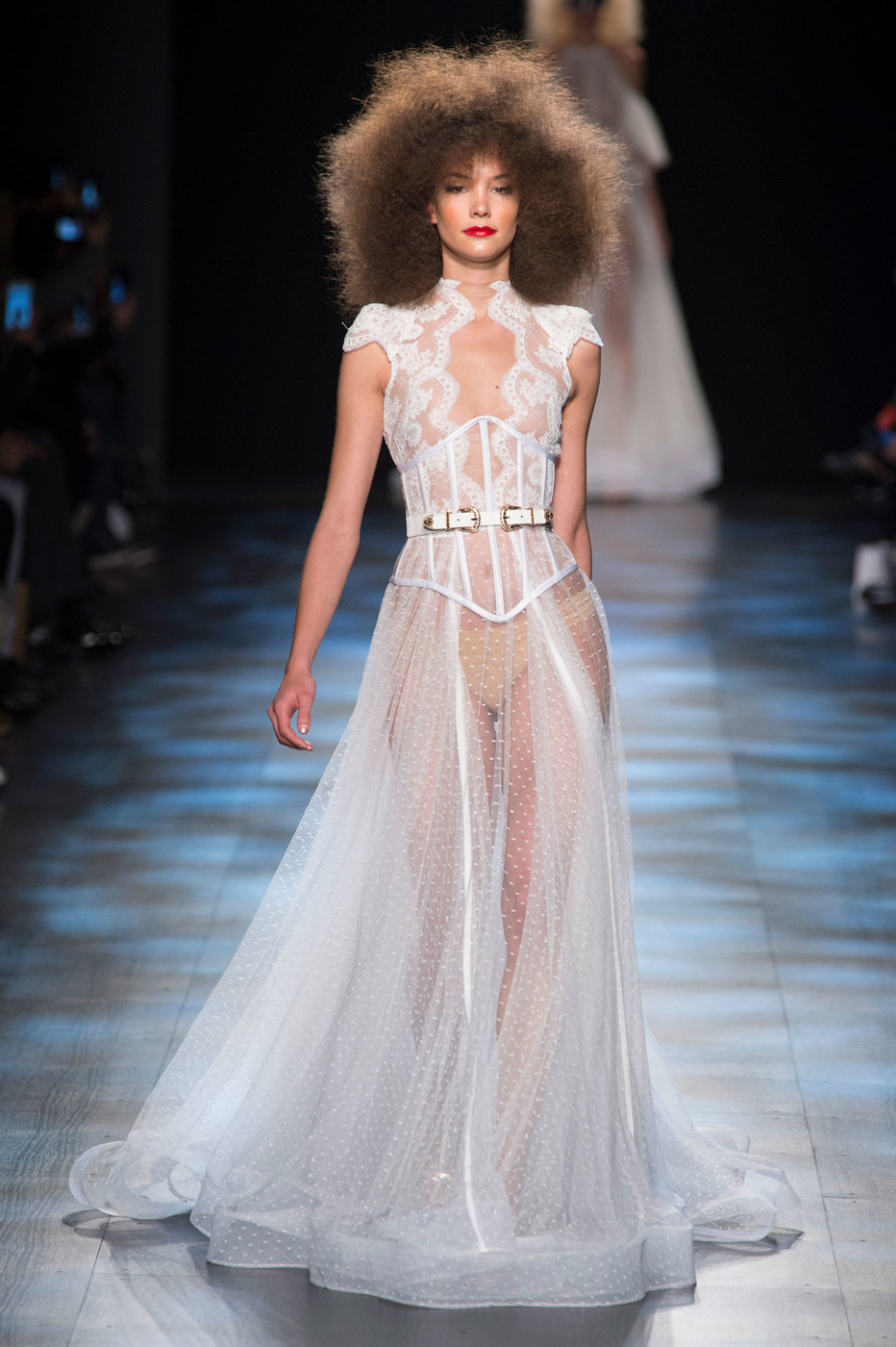 Michael Costello At New York Fashion Week Fall 2017 Livingly