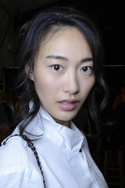 Michael Kors at New York Spring 2014 (Backstage)