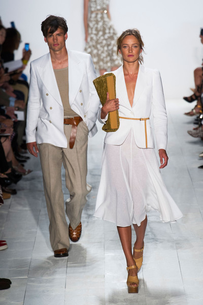 Michael Kors at New York Spring 2014