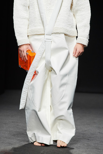 Milano Moda Graduate at Milan Spring 2021 (Details) [white,clothing,fashion,runway,suit,haute couture,pantsuit,trousers,judo,formal wear,fashion,haute couture,fashion week,runway,runway,suit,wear,milan,milan fashion week,fashion show,fashion,fashion week,fashion show,milan fashion week,runway,ready-to-wear,haute couture,milan,shoe,model]