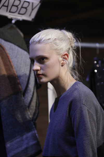 Milly Bks Bis at New York Fall 2017 (Backstage)