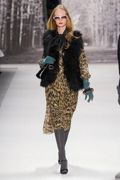 Milly at New York Fall 2011