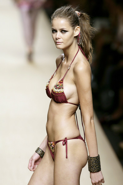 Miss Bikini Luxe at Milan Spring 2008