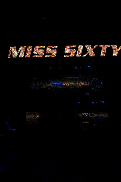 Miss Sixty at New York Fall 2008