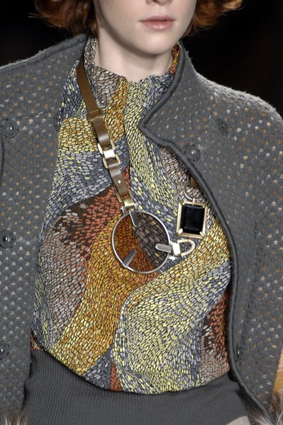 Missoni at Milan Fall 2007 (Details)