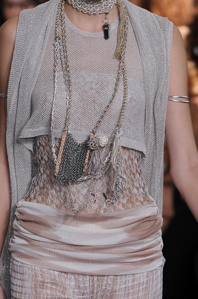 Missoni at Milan Spring 2010 (Details)