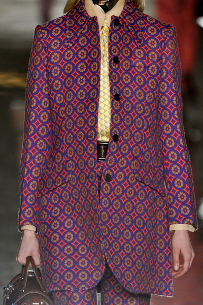 Miu Miu at Paris Fall 2012 (Details)