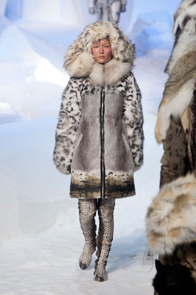 Moncler Gamme Rouge at Paris Fall 2013