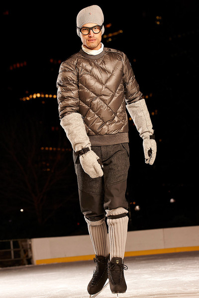 Moncler Grenoble at New York Fall 2012