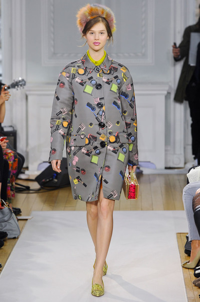 Moschino Cheap & Chic at London Fall 2012
