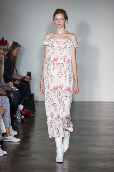 Mother Of Pearl at London Spring 2016