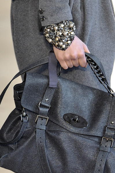 Mulberry at London Fall 2010 (Details)
