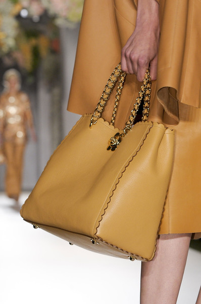 Mulberry at London Spring 2013 (Details)