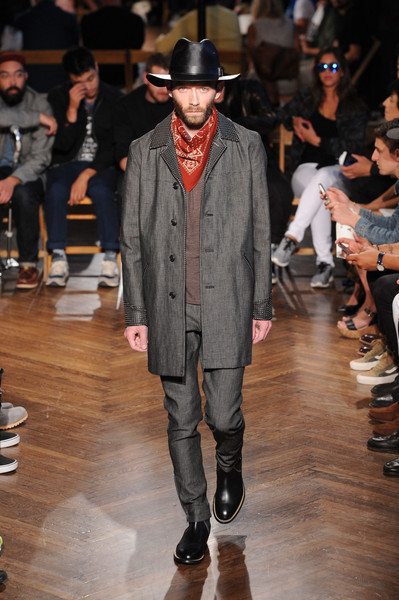 N. Hoolywood at New York Spring 2014