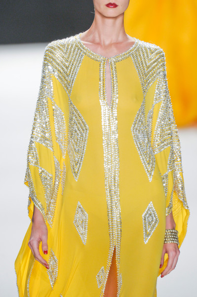 Naeem Khan at New York Spring 2013 (Details)