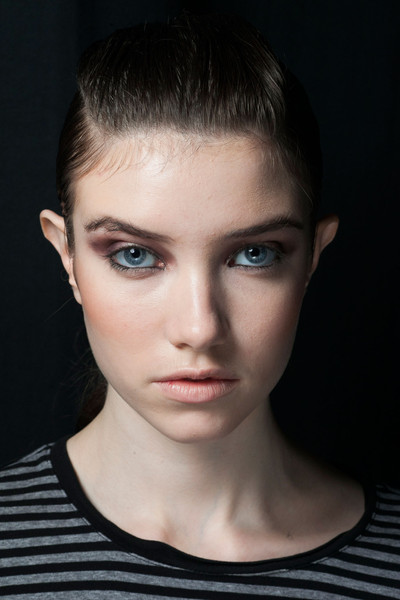 Nanette Lepore at New York Fall 2013 (Backstage)