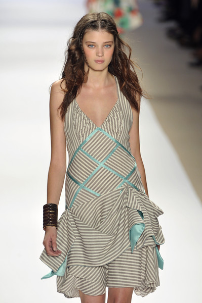 Nanette Lepore at New York Spring 2009