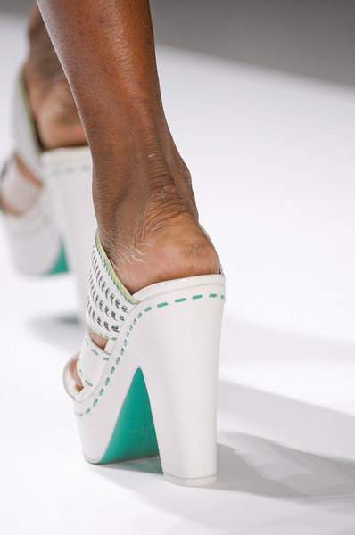 Nanette Lepore at New York Spring 2013 (Details)