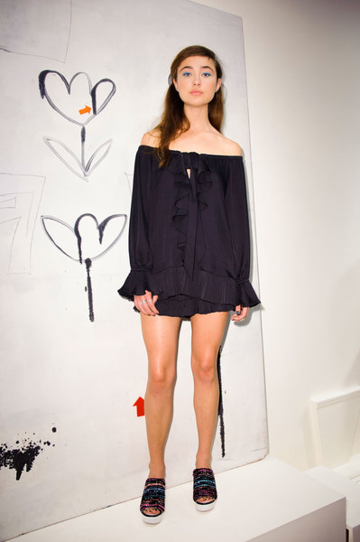Nanette Lepore at New York Spring 2016