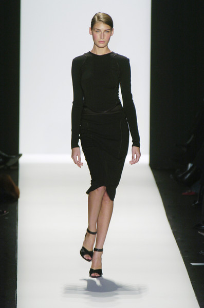 Narciso Rodriguez at New York Fall 2004