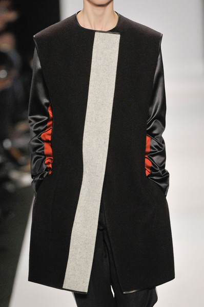 Narciso Rodriguez at New York Fall 2011 (Details)