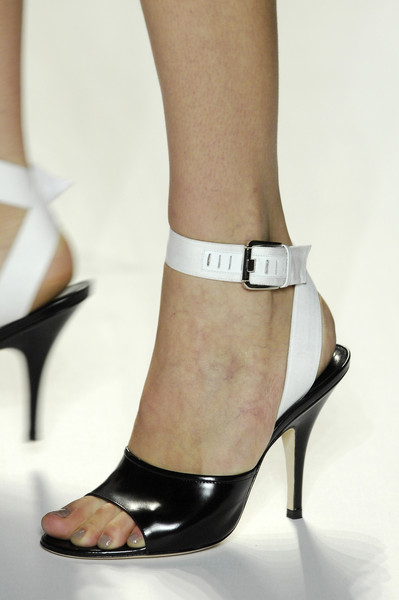 Narciso Rodriguez at New York Spring 2008 (Details)