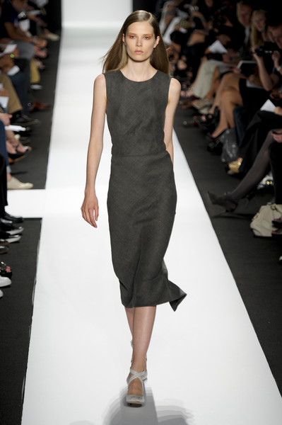 Narciso Rodriguez at New York Spring 2011