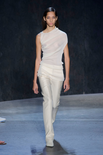 Narciso Rodriguez at New York Spring 2017