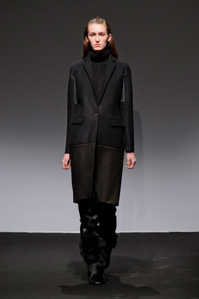 Nicolas Andreas Taralis at Paris Fall 2013
