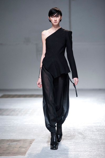 Nicolas Andreas Taralis at Paris Spring 2013
