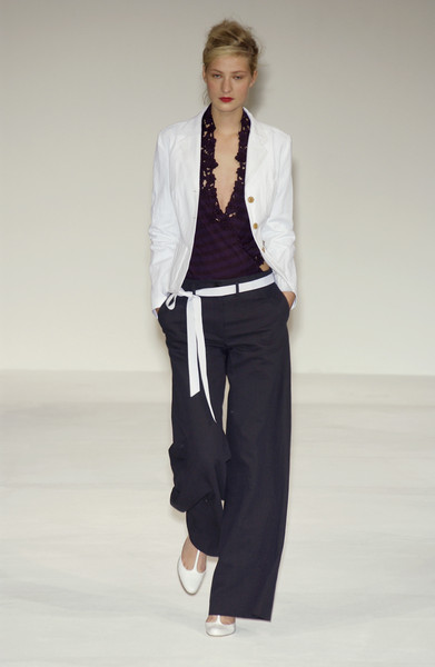 Nicole Farhi at London Spring 2003