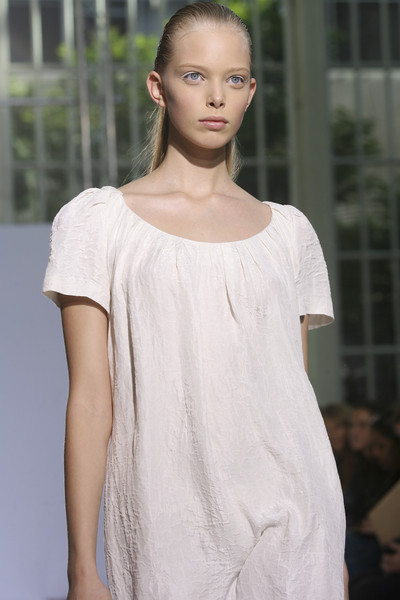 Nicole Farhi at London Spring 2007