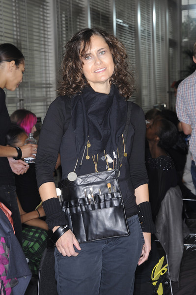 Nicole Farhi at London Spring 2009 (Backstage)