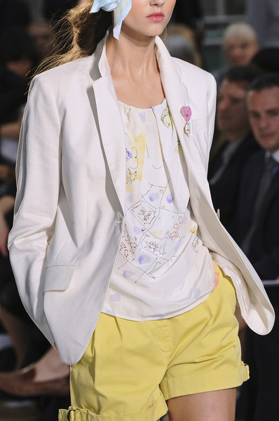 Nicole Farhi at London Spring 2009 (Details)