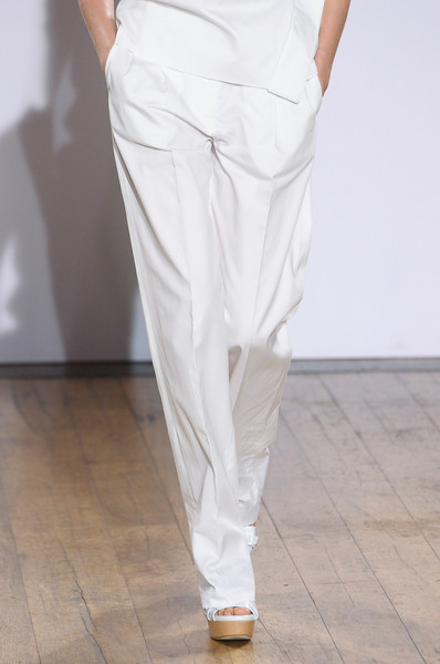 Nicole Farhi at London Spring 2013 (Details)
