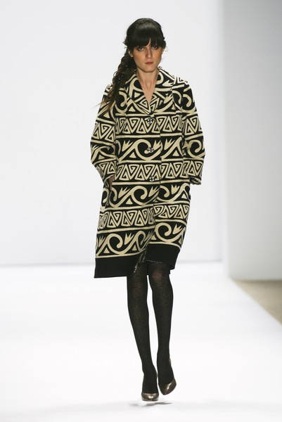 Nicole Miller at New York Fall 2007
