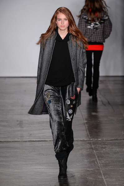 Nicole Miller at New York Fall 2018
