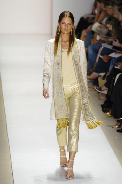Nicole Miller at New York Spring 2005