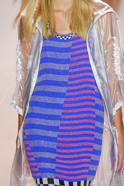 Nicole Miller at New York Spring 2012 (Details)