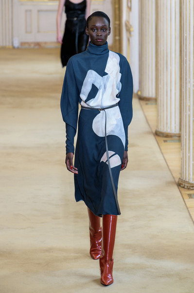 Nina Ricci at Paris Fashion Week Fall 2018