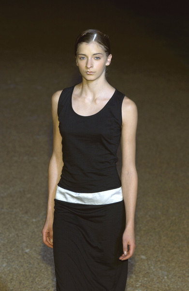 Olivier Theyskens at Paris Spring 2002