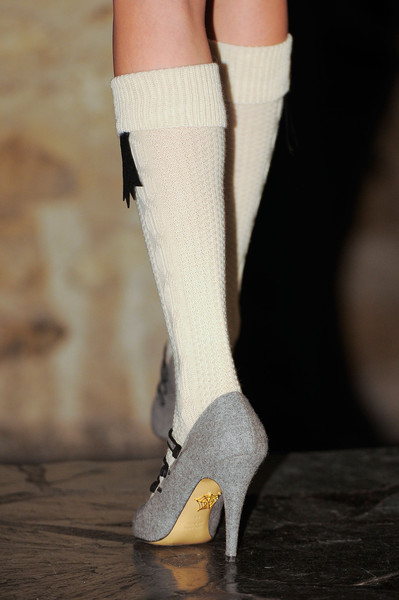 Olympia Le Tan at Paris Fall 2013 (Details)