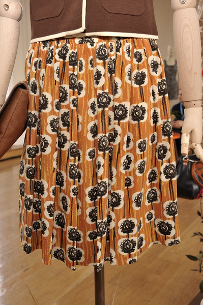 Orla Kiely at London Spring 2010 (Details)